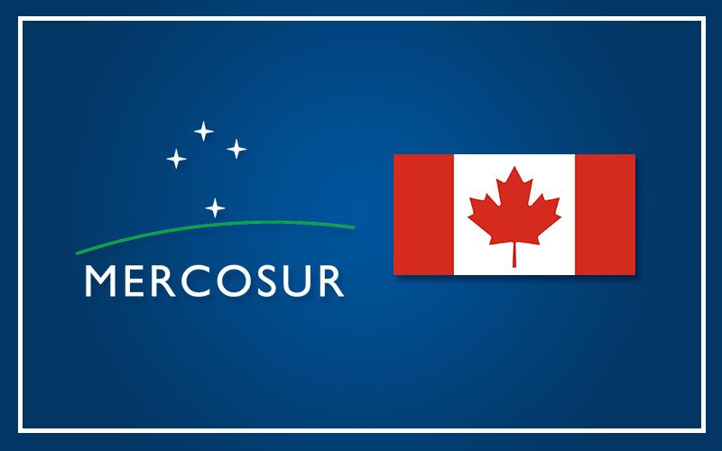 MERCOSUR - Canadá