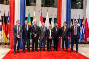 Los Cancilleres del MERCOSUR se reunieron para evaluar las Negociaciones con la UE