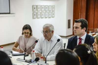Reunión nacional de coordinación del Foro de Consulta y Concertación Política