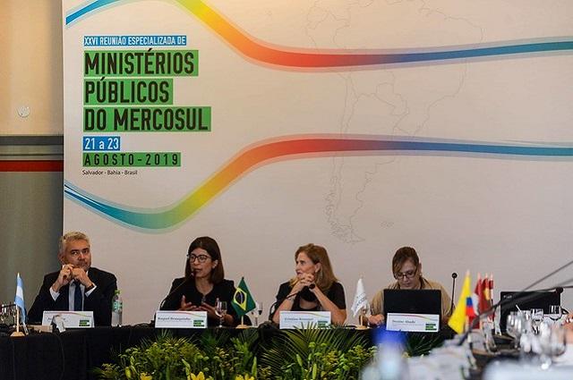 Encuentro Ministros MP