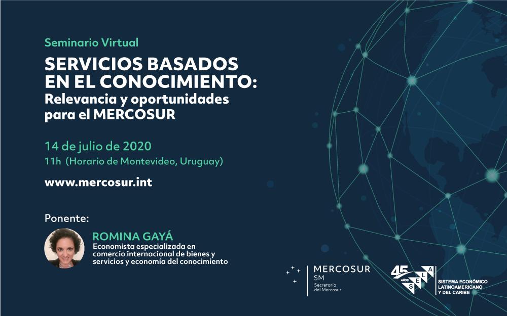 Servicios basados en el conocimiento: Relevancia y oportunidades para el MERCOSUR
