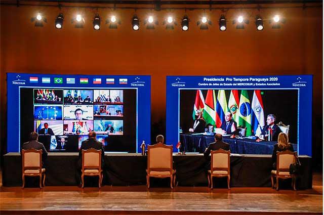 56° Cumbre del MERCOSUR: Documentos - MERCOSUR