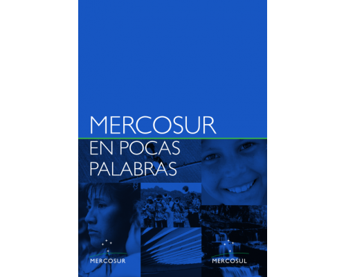 MERCOSUR en Pocas Palabras (Folleto)